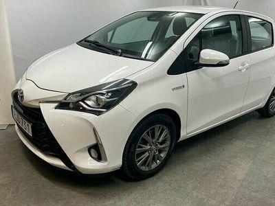 begagnad Toyota Yaris Verso Yaris Elhybrid 1.5 Active Euro 6 2018, Kombi Pris 144 900 kr