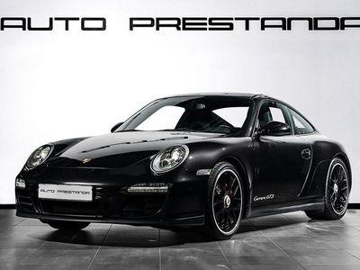 begagnad Porsche 911 Carrera GTS PDK Svensksåld
