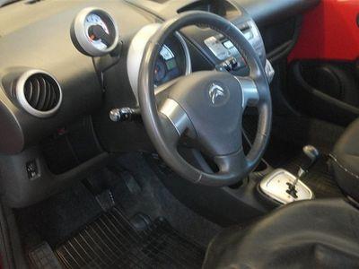 begagnad Citroën C1 1,0 68hk EGS (auto)