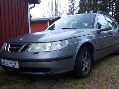 begagnad Saab 9-5 SportCombi 2.3 Linear