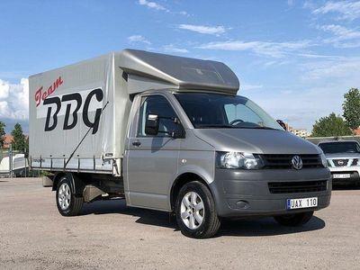 begagnad VW Transporter Chassi 2.0 TDI 4Motion