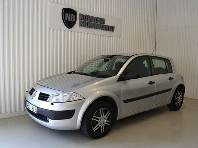 begagnad Renault Mégane 5-dörrar 1.6 113hk