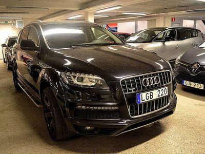 begagnad Audi Q7 2011, SUV 149 000 kr