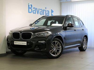 begagnad BMW X3 xDrive20d 20d xDrive M-Sport Connected Nav Drag Nypris 582 400 Kr