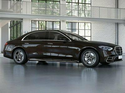 begagnad Mercedes S400 d 4M L 4MATIC Lång