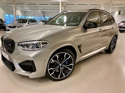 begagnad BMW X3 M COMPETITION