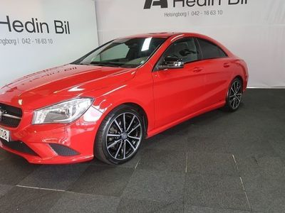brugt Mercedes CLA200 Coupe Night Paket