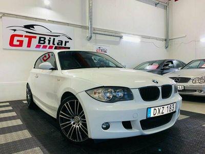 begagnad BMW 123 D