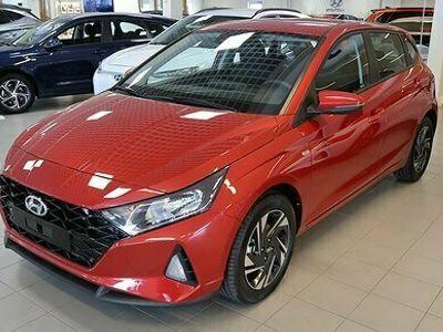 begagnad Hyundai i20 1.0 T-Gdi 100hk 7DCT MHEV Essential