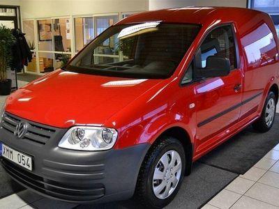 gebraucht VW Caddy 2,0 SDI SKÅP *Drag,12500mil* -06