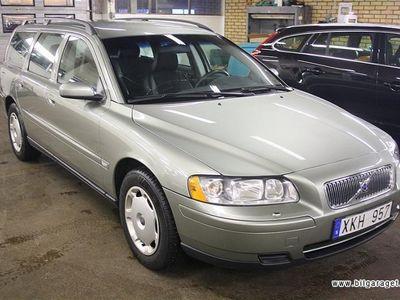 begagnad Volvo V70 2.4 140 Limited Edition Kombi 2006
