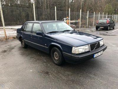 begagnad Volvo 940 turbo besiktad och skatad -95