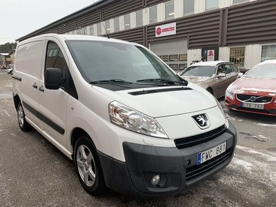 begagnad Peugeot Expert 2.0 HDi 120hk Skåp 3-Sits