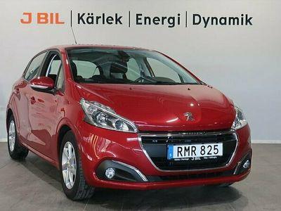 begagnad Peugeot 208 Active 1,2 PureTech 82hk Aut - Euro6, Touchscreen