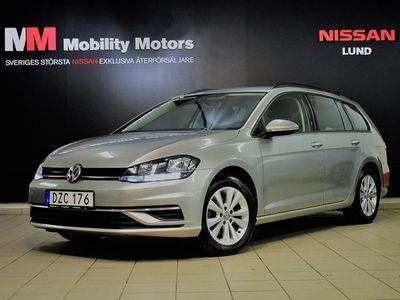 begagnad VW Golf Sportscombi 1.0 TSI DSG Comfort BM Euro 6 110hk