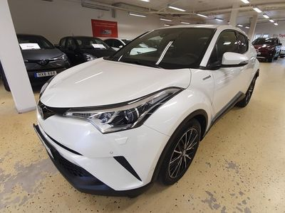 begagnad Toyota C-HR 1,8 Hybrid Executive JBL ljud