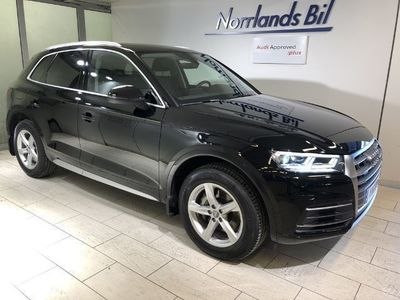 begagnad Audi Q5 2.0 TDI 190hk