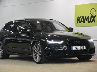 begagnad Audi RS6 4.0 TFSI Q Str Svensksåld