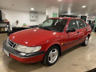 begagnad Saab 900 2.3 150hk / Drag / M-Värmare / NY BES