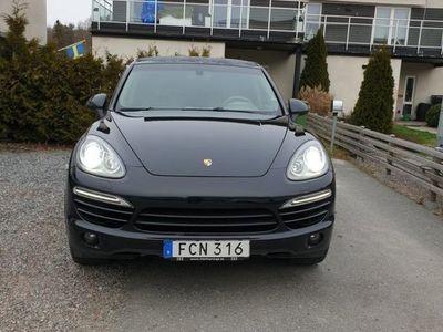 begagnad Porsche Cayenne 3.0d svensksåld