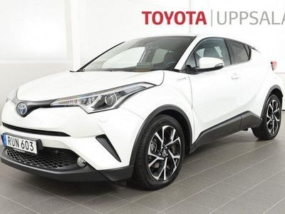 used Toyota C-HR 1,8 Elhybrid X-Edition Skinn / JB -18