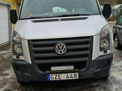 begagnad VW Crafter CRAFTER 35 SKÅP MR