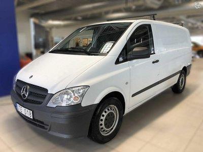 begagnad Mercedes Vito 110 CDI 95hk, ACC, 3-sits, -12