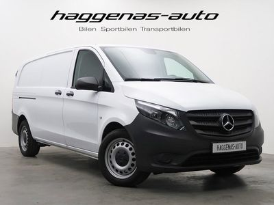 begagnad Mercedes Vito 114 d / 4x4 / Drag / Backk