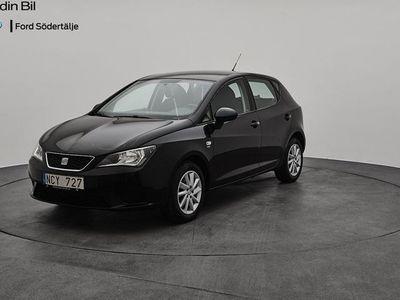 begagnad Seat Ibiza 1.2 TSi 105 HK MANUELL