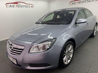begagnad Opel Insignia Sedan 2.0 CDTI 160hk. -10