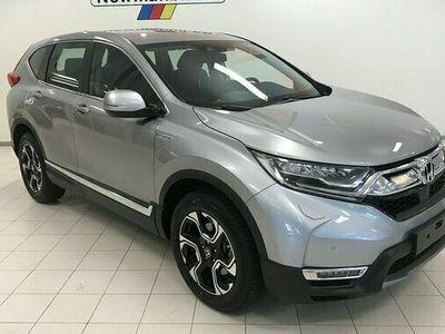 begagnad Honda CR-V Hybrid 4WD Elegance NAVI #VINTER 2020, SUV 400 700 kr