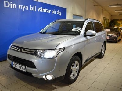 begagnad Mitsubishi Outlander 2.2D AT 4WD Komfort -13