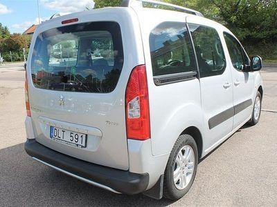begagnad Peugeot Partner Tepee 1.6 HDi 110hk 5-sits