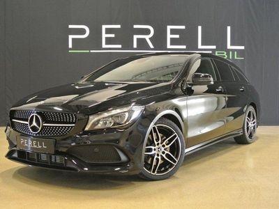 brugt Mercedes CLA250 Shooting Brake Aut // AMG Night / Drag //