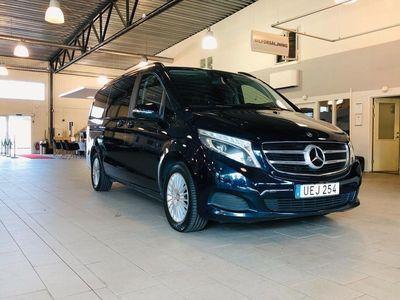 begagnad Mercedes V220 CDI aut lång Plus 7-sits