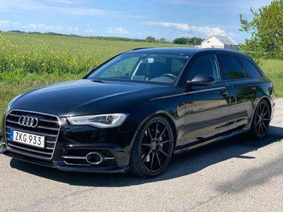 "begagnad Audi A6 3.0 TDI S-Line 395hk 20"""