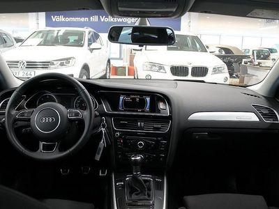 begagnad Audi A4 Avant AV. Q. TDI2.0