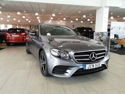 begagnad Mercedes E300 Plug In/SE-Edition/AMG/ -19