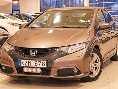 begagnad Honda Civic 1.8 i-VTEC Elegance Aut Mv V-hjul