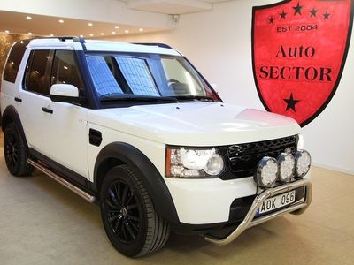 begagnad Land Rover Discovery 3.0 TDV6 4WD HSE 7-sits