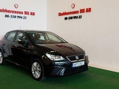 brugt Seat Ibiza 1.0 EcoTSI Euro 6 95hk -18