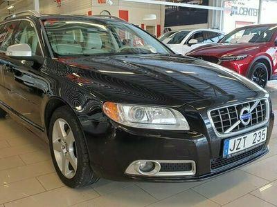 begagnad Volvo V70 2.4D Summum 2010, Kombi Pris 94 000 kr