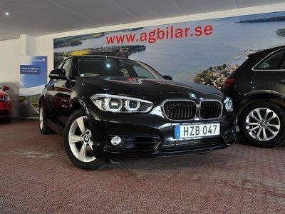 brugt BMW 118 d Sport 150hk 4.830 mil Ny bes.