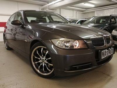 begagnad BMW 330 330Automat 258hk BESIKTAD NYSERVAD