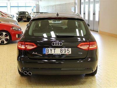begagnad Audi A4 2,0 TDI Automat Sports Edition