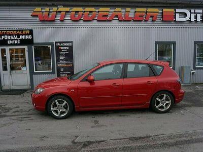 begagnad Mazda 3 3Sport 2.0 MZR 2005, Halvkombi Pris 14 900 kr