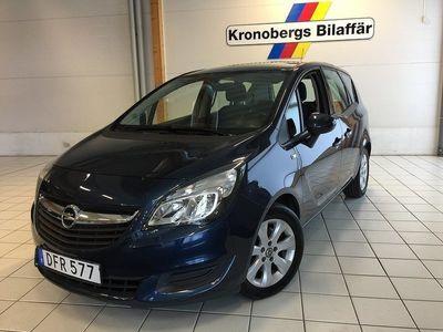 begagnad Opel Meriva 1,4T Turbo (140hk) -14