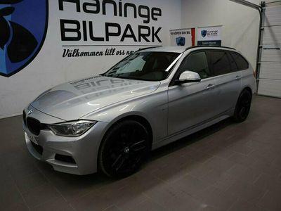 begagnad BMW 320 d xDrive Touring AUTOMAT M Sport 2015, Kombi Pris 189 900 kr