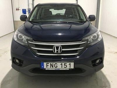 begagnad Honda CR-V 2,2 Elegance Aut 2014, SUV 184 900 kr