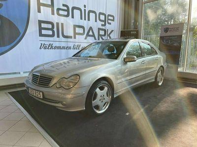 begagnad Mercedes C320 Automat Avantgarde 218hk